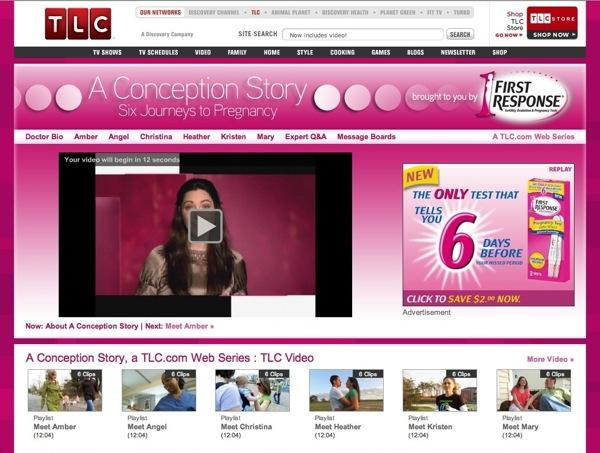 TLC - A Conception Story